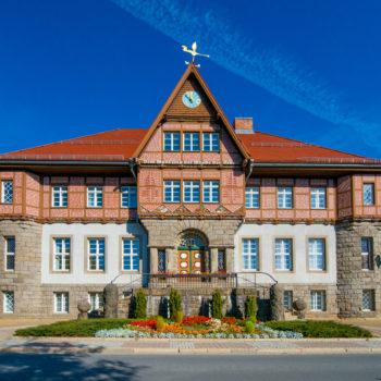 Rathaus Schierke