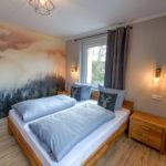 2. Schlafzimmer Ferienwohnung Braunlage