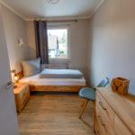 3. Schlafzimmer Ferienwohnung Braunlage