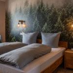 Schlafzimmer Ferienwohnung Braunlage
