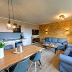 Wohnzimmer Ferienwohnung Braunlage