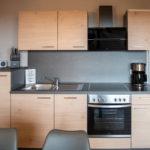 Küche Ferienwohnung Braunlage