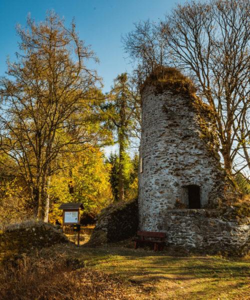 Königsburg bei Königshütte